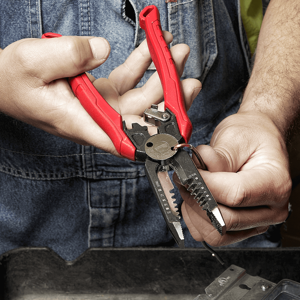 7in1 High Leverage Combination Pliers, , hi-res