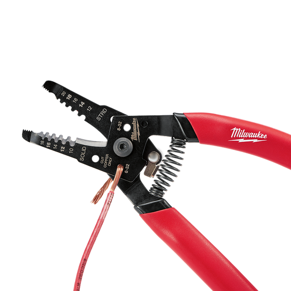 Wire Stripper/Cutter For Solid%20%26%20Stranded Wire