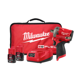 """M12 FUEL™ 1/2"""" Stubby Impact Wrench WITH FRICTION RING KIT"""