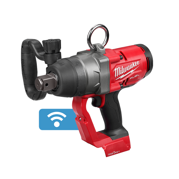 "M18 FUEL™ ONE-KEY™ 1"" High Torque Impact Wrench with Friction Ring (Tool Only), , hi-res"