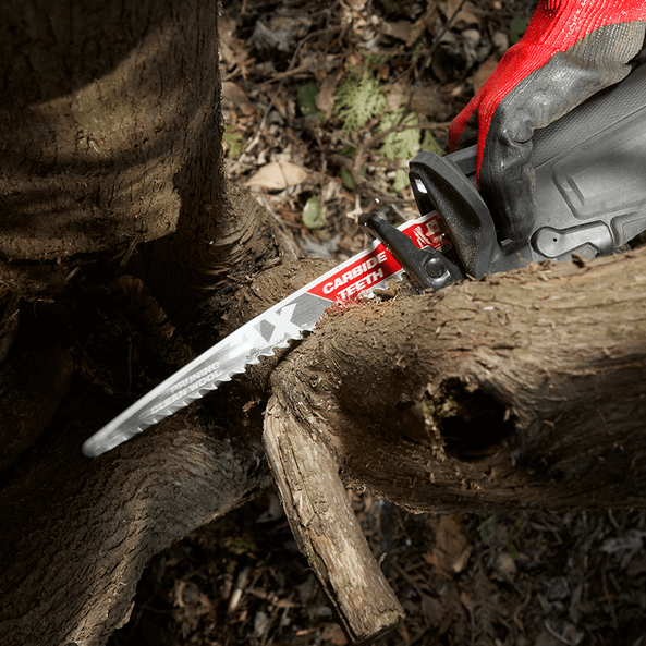The AX™ With Carbide Teeth For Pruning And Clean Wood 225mm 1Pk, , hi-res