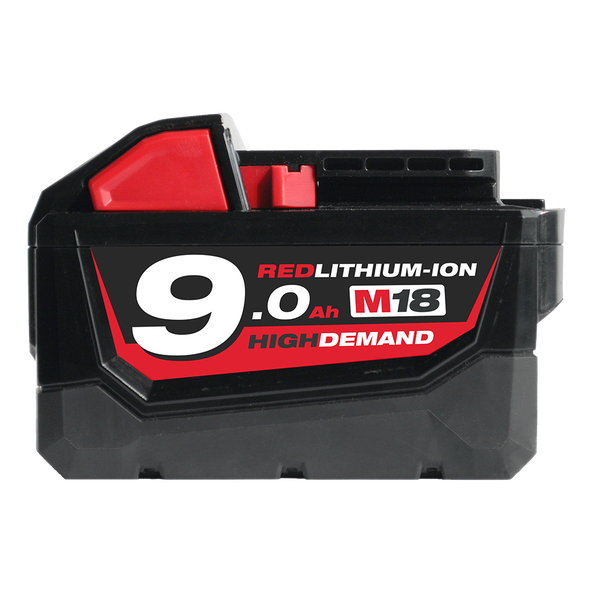 M18™ REDLITHIUM™-ION HIGH DEMAND 9.0Ah Battery Pack