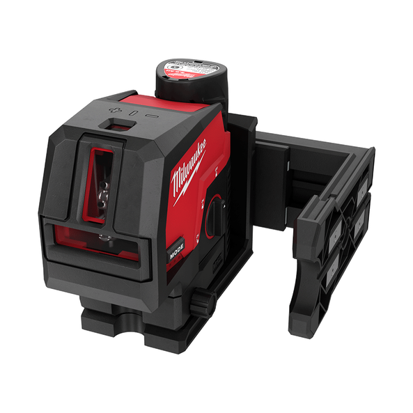 360° Laser Bracket with Quick Connect, , hi-res