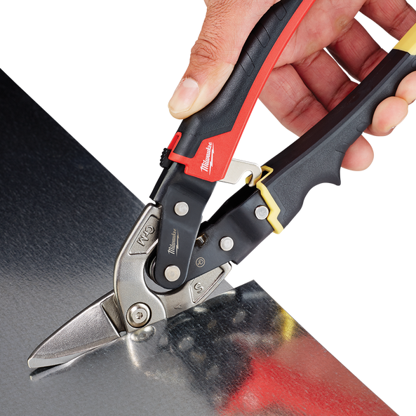 Straight Cutting Offset Snips