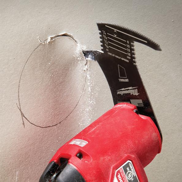 OPEN-LOK™ 5-in-1 Drywall Blade, , hi-res