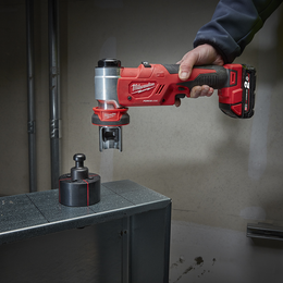 """M18™ FORCE LOGIC™ 6T Knockout Tool 16mm (5/8"""") - 63mm (2-1/2"""")"""
