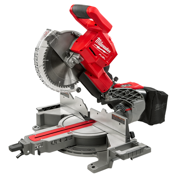 """M18 FUEL® 254mm (10"""") Duel Bevel Sliding Compound Mitre Saw (Tool only)"""