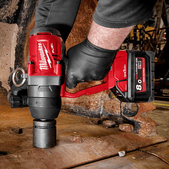 "M18 FUEL® 1"" High Torque Impact Wrench w/ ONE-KEY™"