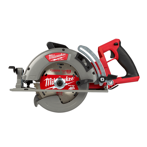 "M18 FUEL™ 184 mm (7-1/4"") Rear Handle Circular Saw (Tool Only), , hi-res"