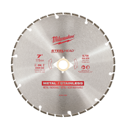 "178mm (7"") SteelHead™ Diamond Cut-Off Blade"