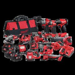 M18 FUEL™ 14 Piece Power Pack 14A2