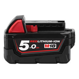M18™ 5.0Ah REDLITHIUM®-ION Extended Capacity Battery