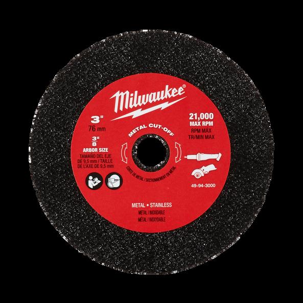 Metal Cut-Off Wheel 3 Pack, , hi-res