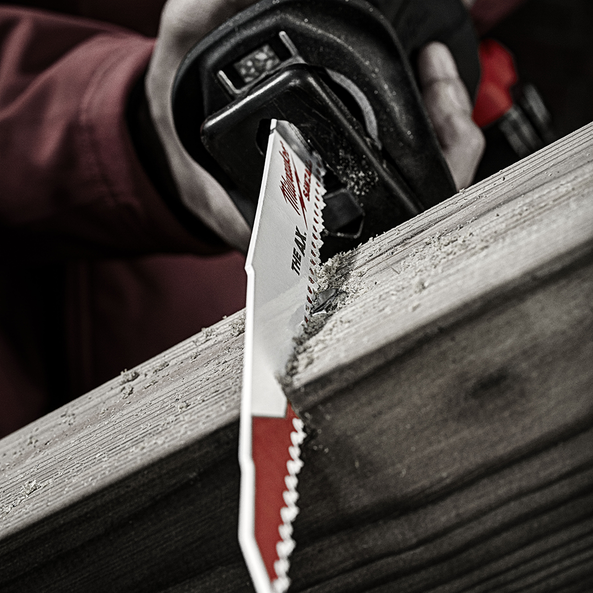 230mm 5 TPI The Ax™ SAWZALL® Blade (5 Pk)