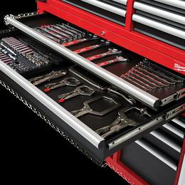 "46"" Steel Storage High Capacity Combo"