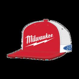 Milwaukee Racing Flat Peak Cap - Adult