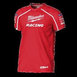 Milwaukee Racing Red Tee Men's